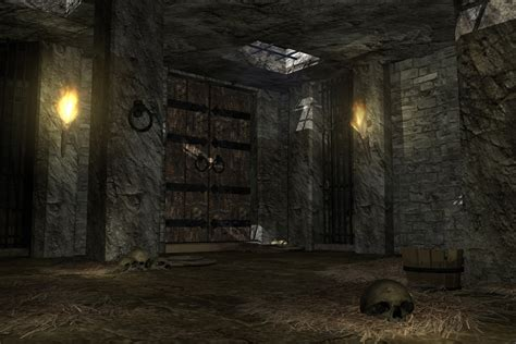 dungeon si鑒e castle dungeon 3d ma