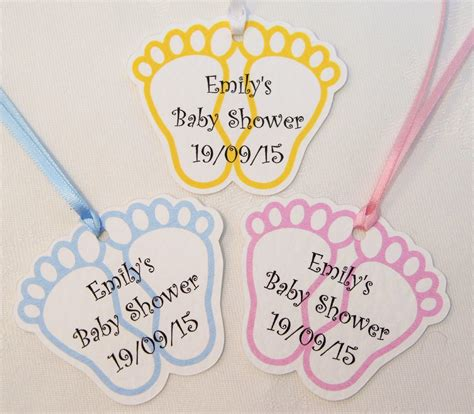 Permalink to Wedding Favour Tag Template