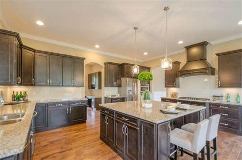 Fischer Kitchens by Fischer Homes Allerton Model In Vista Pointe Stunning