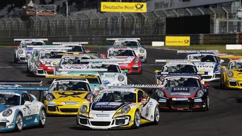 porsche germany porsche carrera cup deutschland new season