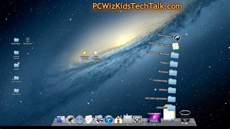 how to transform your windows pc into mac os x doovi