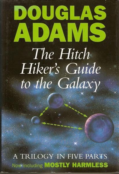 libro the hitchhikers guide to 10 libros que quedaron arruinados al convertirse en pel 237 culas
