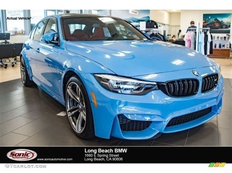 bmw blue colors 2018 yas marina blue metallic bmw m3 sedan 122704126