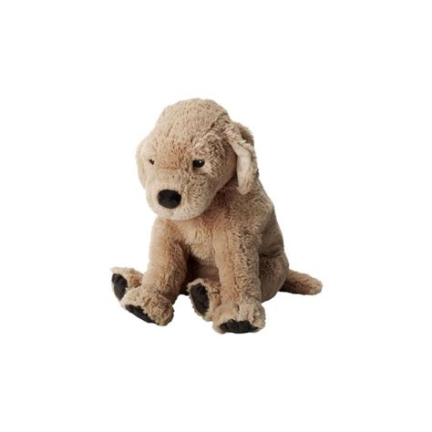 ikea dog ikea stuffed animal dog gosig puppy golden retriever ebay