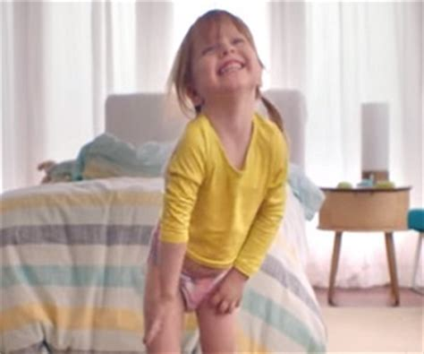 pampers easy ups commercial  potty training