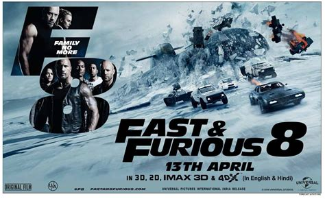 release film fast and furious 8 it s dwayne johnson vs vin diesel in fast furious 8