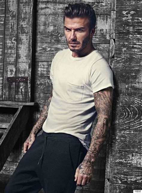 Sneak Peek Beckham For Marc by Sneak Peek Into David Beckhams H M Collection