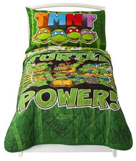 teenage mutant ninja turtles toddler bed teenage mutant ninja turtles toddler set turtle power bed