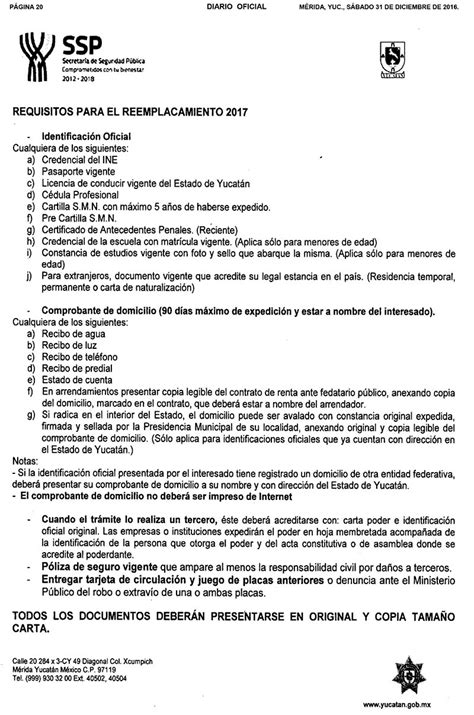 requisitos para reemplacamiento en michoacan publican requisitos y calendario para el reemplacamiento
