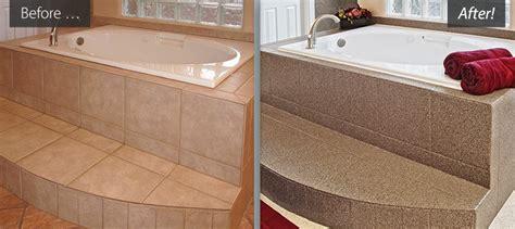 miracle method bathtub refinishing refinished bathtubs countertops resurfaced tile reglazing
