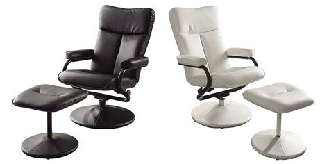 reclining swivel chair with ottoman homelegance swivel reclining chair with ottoman gliders
