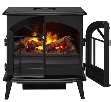 Dimplex Electric Fireplace Heater by Dimplex Stockbridge Opti Myst Free Standing Stove Electric