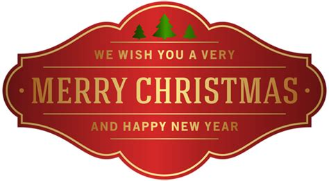 merry christmas label png clip art image gallery yopriceville high quality images