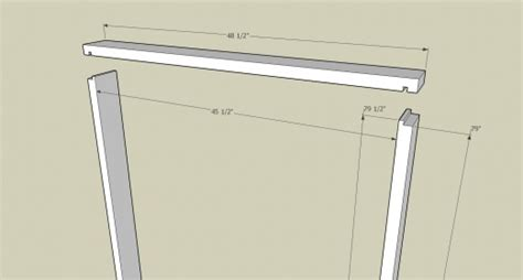 how do you make a door into a swinging bookcase door frame how to build a door frame