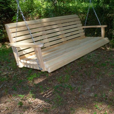 outside porch swings la cypress swings crs regular porch swing atg stores