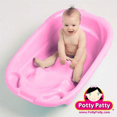 pink baby bathtub pink baby bath tub for girls potty patty