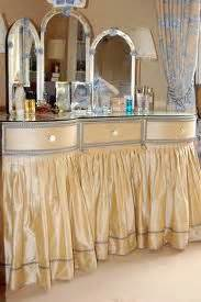 how to a dressing table skirt 78 images about dressing table ideas on