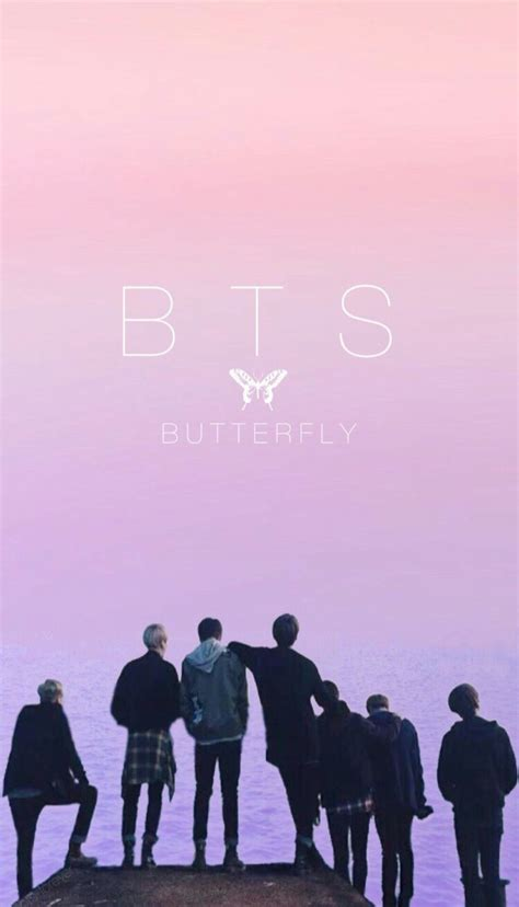 wallpaper bts butterfly bts butterfly wallpaper k pop world pinterest bts