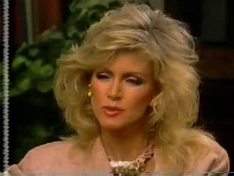 donna mills hairstyle from the 1980 curly donna mills interview for cosmo from the 80 s youtube
