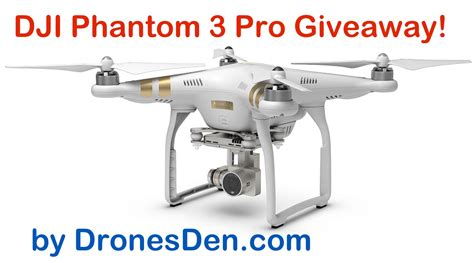 Dji Drone dji phantom 3 professional giveaway expired drones for sale drones den