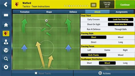 mobile android manager football manager mobile 2018 for android