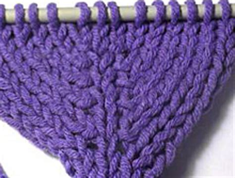 how to increase a knit stitch knitty