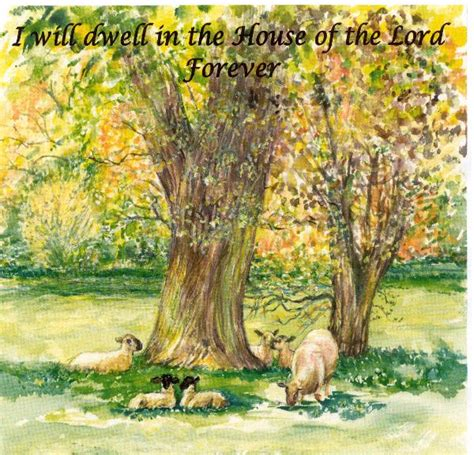 dwell in the house of the lord i will dwell in the house of the lord forever by olga a finch blurb books