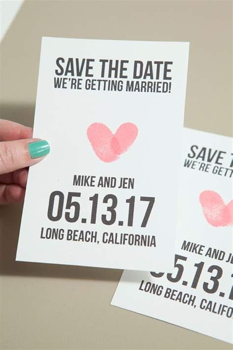 save the date cards make your own best 25 save the date cards ideas on save the