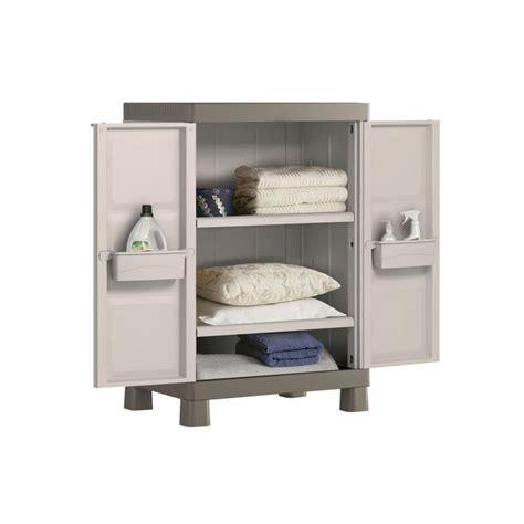 armario de resina para exterior armario de resina para exterior dos estantes