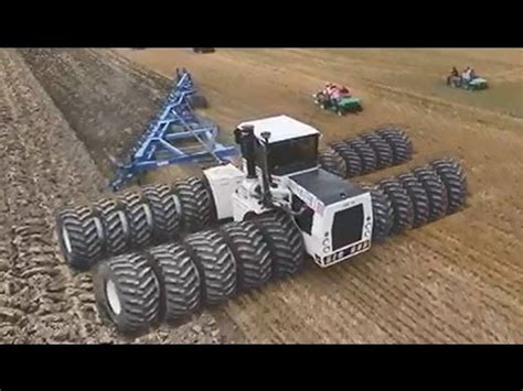 biggest tractor trailer in the world, john deere tractors