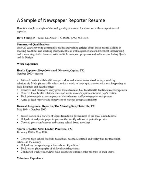 Reporter Description For Resume by 17 Best Ideas About Best Cover Letter On Cover