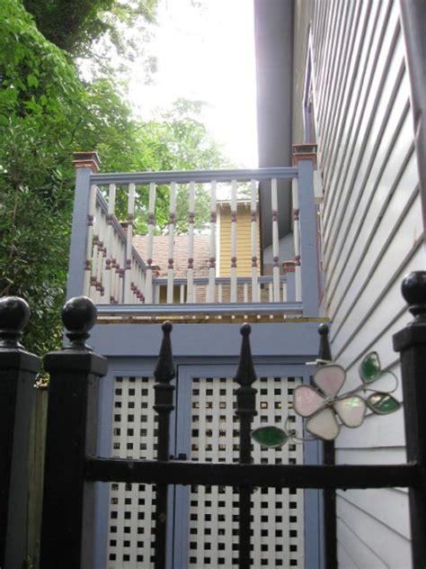 turns historic garage into house atlanta turns garage of historic home into tiny