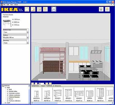 ikea bedroom planner usa room planner tools for the modern home