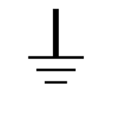 unicode resistor symbol electrical ground symbol clipart best