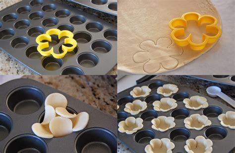 como hacer tartas saladas faciles c 243 mo hacer tulipas o tartaletas con forma de flor