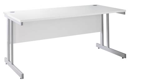 desk 39 inches wide white office desk 1600mm wide
