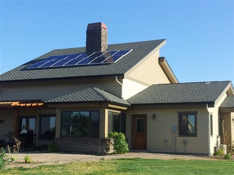 boise residential solar evengreen technology