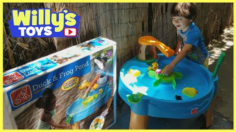 step2 duck pond water table kohls step2 duck and frog pond water table review and