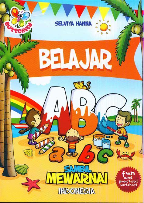 Abc Buku children book selviya page 2