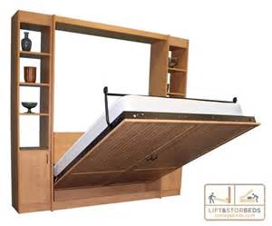 Full Size Murphy Bed Kit Wallbed Diy Hardware Kit By Lift Amp Stor Beds