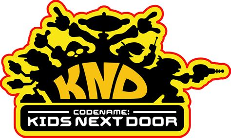 Code Name Next Door by Knd Logo By Mikemasters On Deviantart