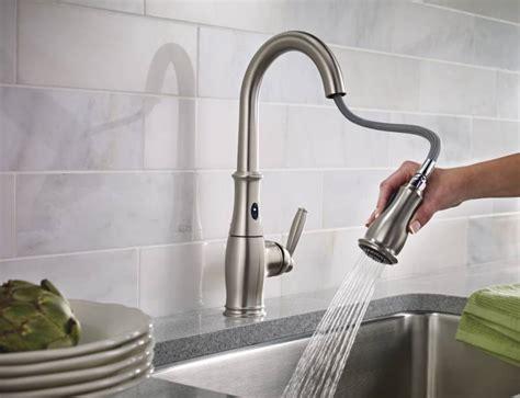 moen motionsense hands  faucet review  gadget