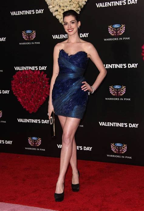 s day premieres hathaway at s day premiere in la gotceleb