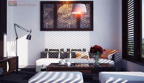 gray black white living room interior design ideas