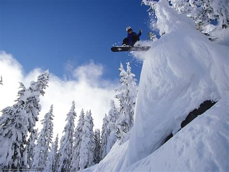 download wallpaper snowboard extreme snow winter free