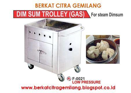 Dim Sum Trolley Gas Import berkat citra gemilang gas steamer bakpau steamer bakpau dimsum steamer tempat kukus