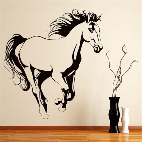 horse wall sticker animals farm wall decal girls bedroom