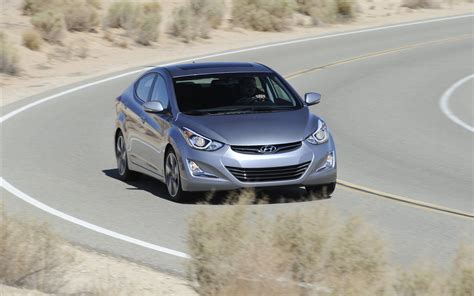 Hyundai Elantra Sedan 2014 by Hyundai Elantra Sedan 2014 Widescreen Car Picture