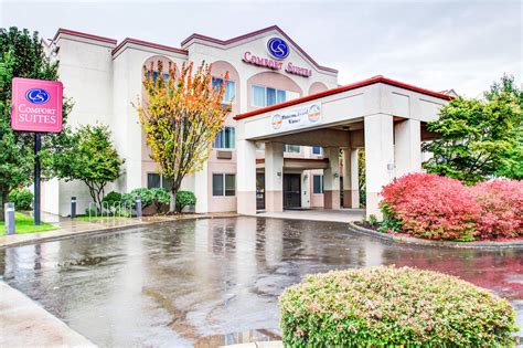 Comfort Suites Eugene Oregon by Comfort Suites Springfield In Springfield Hotel Rates