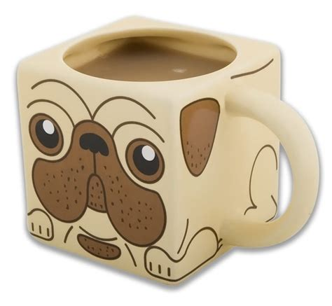 pug mugs book pug mug